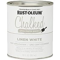 Rust-Oleum 285140 Ultra Matte Interior Chalked Paint 30 oz Can