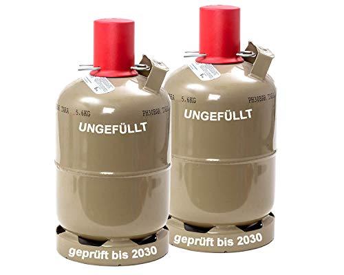 5 kg propangasflasche