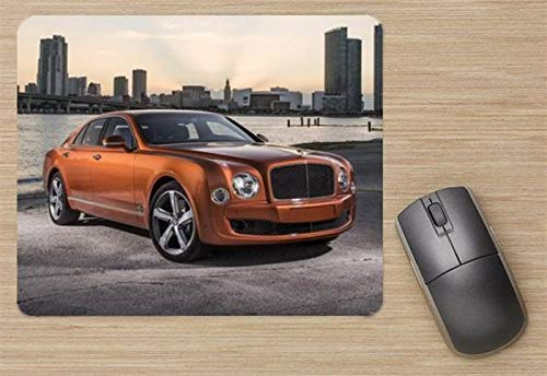 Bentley Mulsanne Speed 2015 Mouse Pad, Printed Mousepad