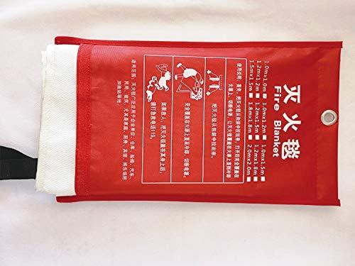Coolbeauty Our shop most popular Fire Japan's largest assortment Blanket Fiberglass Retardant Flame Emergenc