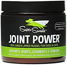 Super Snouts Joint Power | Immune Health | 100 % Green Lipped Mussel (75 grams)