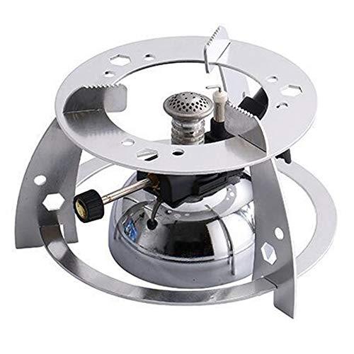 CUHAWUDBA Tischplatte Gas Butan Brenner Heizung für Siphon Kaffee Maschine oder Tee Tragbaren Gas Herd