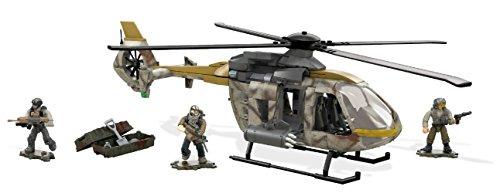 Mega Construx Call of Duty Urban Assault Copter Building Set Bloks FDY78