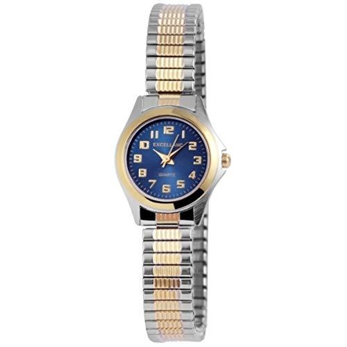 Excellanc - Reloj de mujer con correa extensible