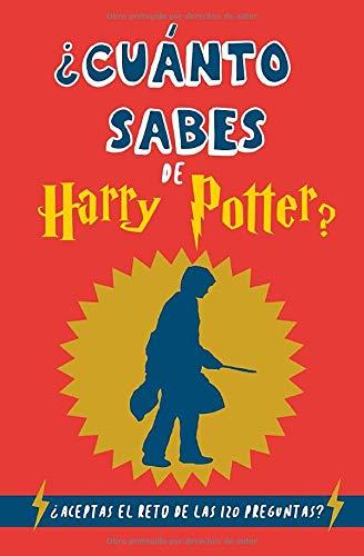 ¿Cuánto sabes de Harry Potter?: ¿Aceptas el reto de las 120 preguntas? ¡Para fans de los libros de Harry Potter! Regalo para niños. Regalo para ... Potter original. Regalo para niños de 12 años