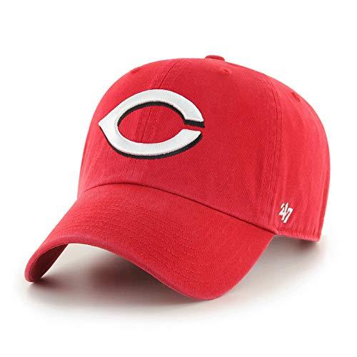'47 MLB Clean Up Verstellbare Kappe, Erwachsene, Herren, B-RGW07GWS-HM, 23, Einheitsgröße