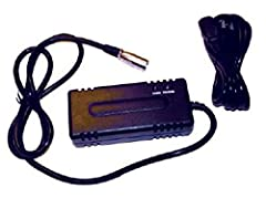 WHEELCHAIR BATTERY CHARGER THREE STAGE CHARGER 24V 2AMP CHARGER