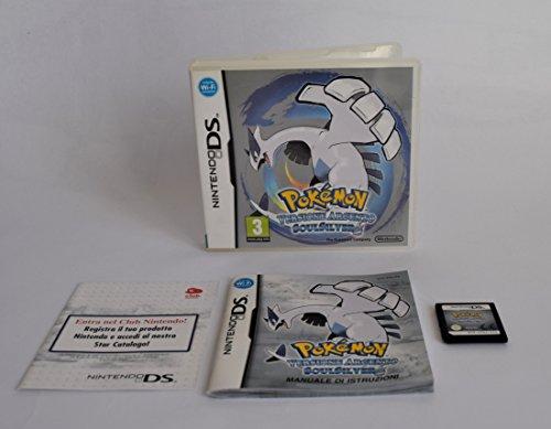 Pokémon Versione Argento SoulSilver (Italiano) [Nintendo DS]