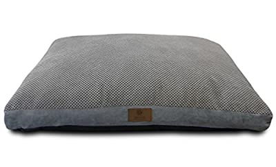 American Kennel Club Reversible Pixel Gusset Pet Bed