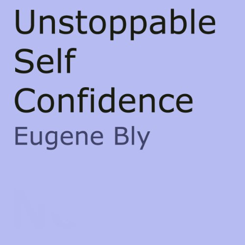 Unstoppble Self Confidence audiobook cover art