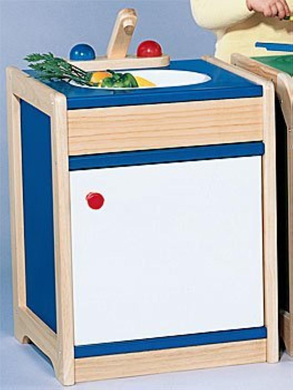 suministro de productos de calidad Toddler's Wood Dream Jugar Kitchen Accessories- Accessories- Accessories- Sink by Constructive Jugarthings  directo de fábrica