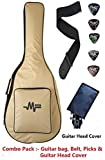 Xtag Acoustic Guitar Bag/Cover Water Proof Soft Material
