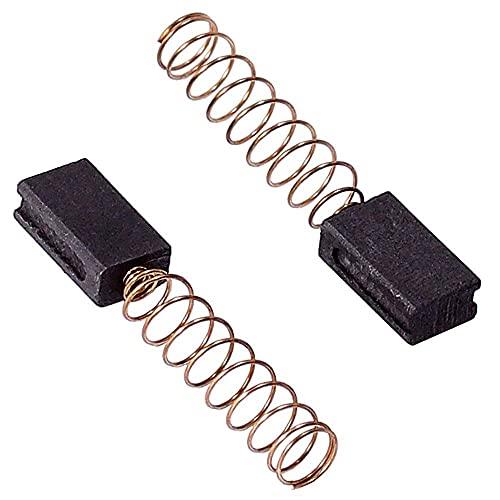 Kohlebürsten für Bosch PSB 500 RE 5x8mm 2607014017 Geräte Nr. beachten