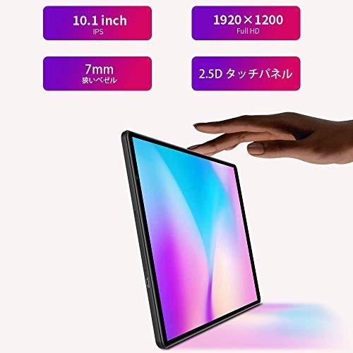 TECLASTP10HDタブレットPC10.1インチ1920x1200フルHDIPS4GLTEコールタブレットAndroid9.03GB+32GB2.5DタッチスクリーンBluetooth5.0GPSデュアルWiFi