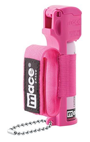 Mace Brand Spray de Pimienta para Defensa, de Bolsillo, 18g Deportivo/Modelo Jogger, Hot Pink, 1 Paquete