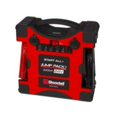 Big Save! VictoriouStore by Goodall Start All Jump Pack Pro 16L 24V Engine Systems GDLJP-24-3000