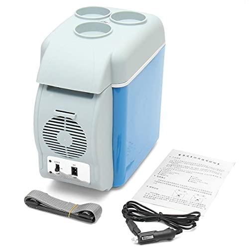 YY 7.5L Frigorifero per Auto Riscaldamento a congelamento DC12-24V   AC220V Compressore per Frigorifero per Il Riscaldamento Domestico dell auto -5~70 Gradi
