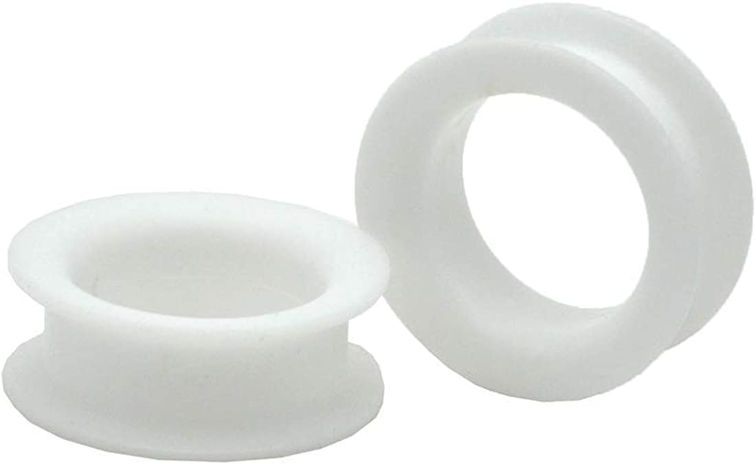 Alternative dealer Mystic Metals Body 100% quality warranty! Jewelry Large Plugs Standard Fla Double Gauge