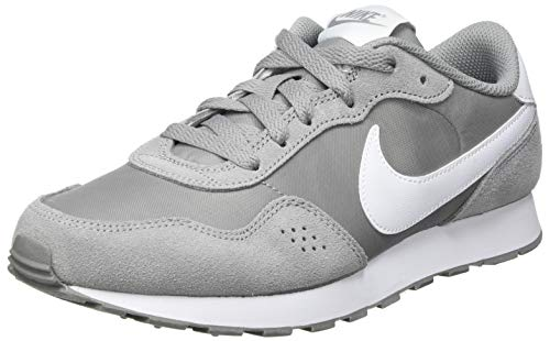 NIKE MD Valiant (GS), Sneaker, Particle Grey White, 38.5 EU