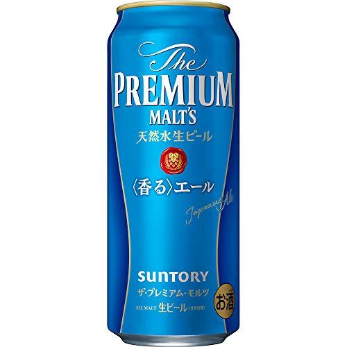 【父の日のプレゼントにも】ちょっと高級なビールにしようか ザ・プレミアム・モルツ 香りエール [ 500ml×24本 ]