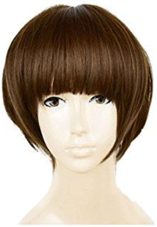 Cosplay wig  PSYCHOPASS psychopaths  always predect Zhu (Tsunemori Akane) wig (japan import)