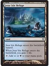 Magic: the Gathering - Jwar Isle Refuge (215) - Zendikar