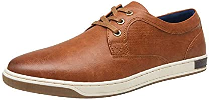 VOSTEY Men's Sneakers Fashion Casual Shoes Dress Sneaker Oxford Shoes
