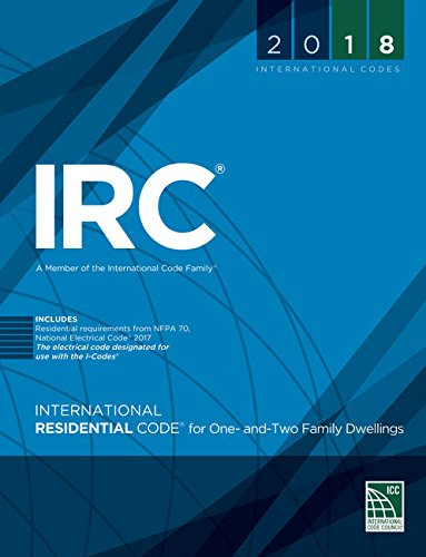 Compare Textbook Prices for 2018 International Residential Code for One- and Two-Family Dwellings International Code Council Series 1 Edition ISBN 9781609837372 by International Code Council