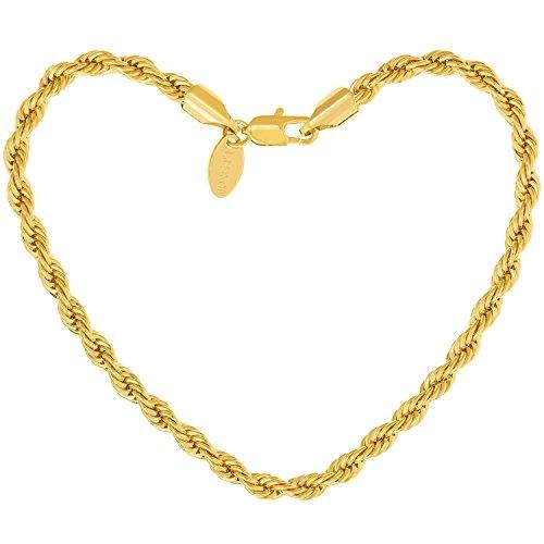Lifetime Jewelry Anklets for Women Men & Teen Girls