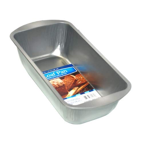 Aluminuim Baking Loaf Pan 8.2 x 4.3 x 2.3 inches, Case of 24