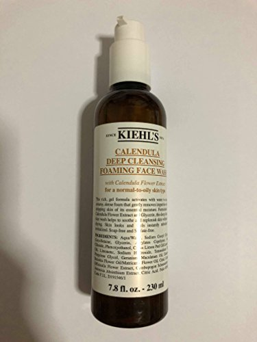 Calendula Deep Cleansing Foaming Face Wash 230 ml. (Original Version)
