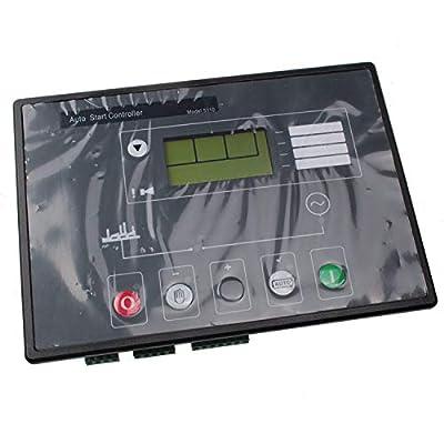 Solarhome DSE5110 Generator Electronic Controller Control Module LCD Display for Deep Sea