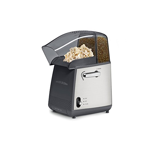 Best Deals! West Bend 82700 Demand Popper Machine Pops Up to 4-Quarts Popcorn Using Hot Air Portion ...