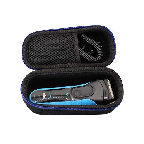 Tasche für Braun Series 3 ProSkin 3040s 3020 3030s 3090cc 310s elektrischer Rasierer Hart Case Hülle Etui Tragetasche von GUBEE