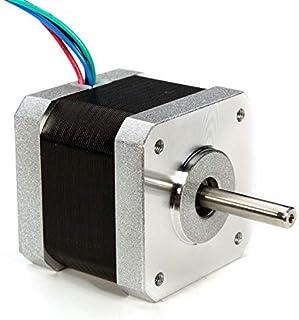 UG LAND INDIA Stepper Motor NEMA 17, 5 Kg Torque Lift 4-Lead 1.8 Deg 40N.cm Holding Torque 1.7A 42 Motor for 3D Printer Ho...