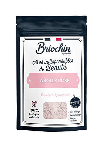 Briochin depuis 1919 Argile Rose 100% d'Origine Naturelle 200 g 200 g