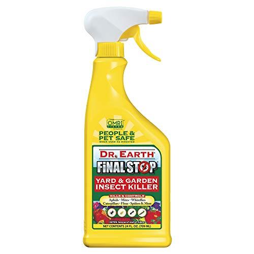 Dr. Earth Final Stop Yard & Garden Insect Killer 24 oz RTU