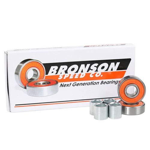 BRONSON ブロンソン スケボー ベアリングBRONSON G2 BEARING NO2