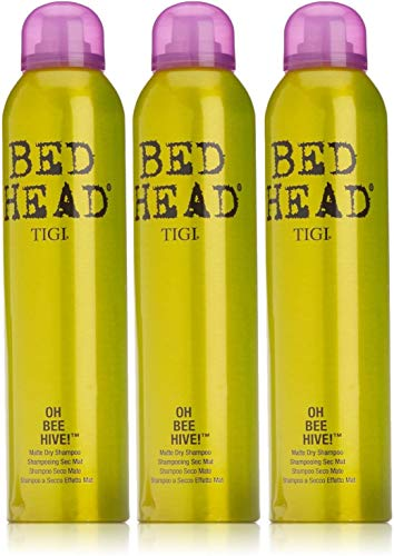 Tigi Big Head Dry Shampoo 3 confezioni da 238 ml