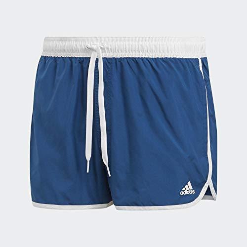adidas Herren Split Badeshorts, Legend Marine, XL