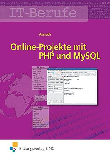 Online-Projekte mit PHP und MySQL.