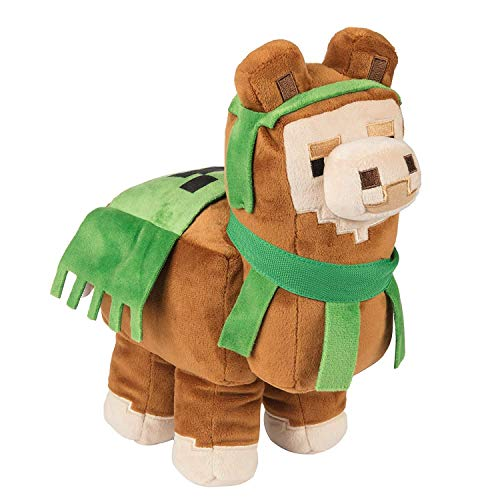 Minecraft Peluche Llama Color Various (8153), Multicolor (JX8153)