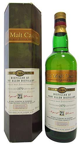Port Ellen (silent) - Old Malt Cask - 1979 21 year old Whisky