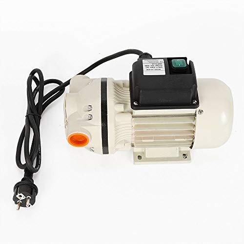 Wangkangyi RDFlame Adblue Pumpe 230V 400W Membranpumpe 34 L/min Gartenpumpe Selbstansaugend Wasserpumpe mit 1,8 m Kabel
