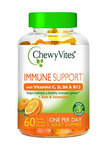 Chewy Vites Adults Immune Support 60's Gummies