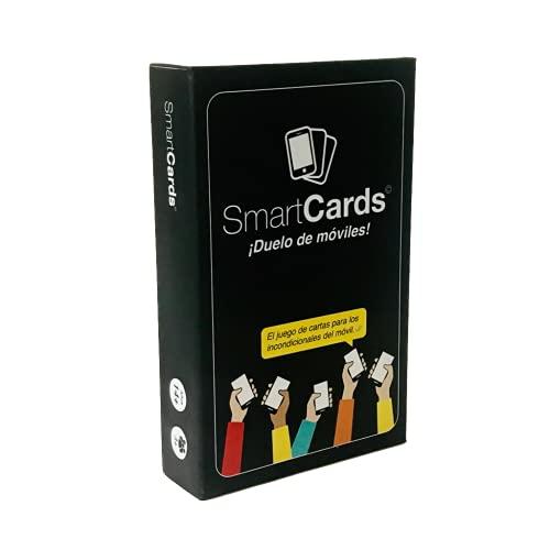 SmartCards. Juego de Cartas para divertirte con Tus Amigos.