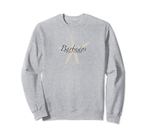 BARBADOS Souvenir Vacation Travel Gift Starfish Sweatshirt