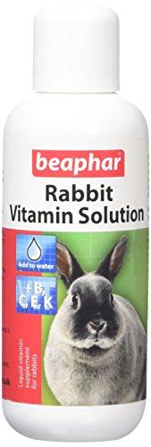 Beaphar Multi Vitamin Solution for Rabbit, 100 ml