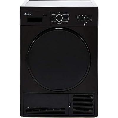 Electra TDC8112B 8Kg Condenser Tumble Dryer - Black