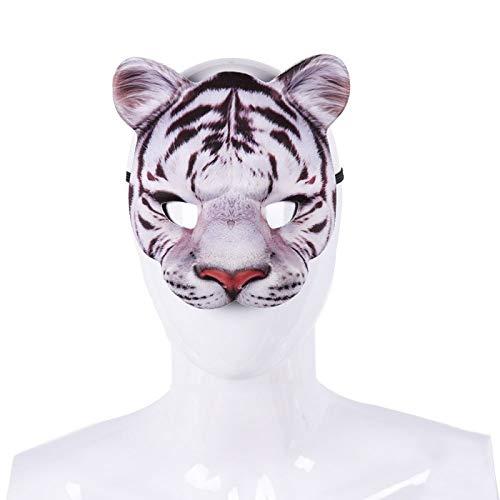 LLWGNZM Mascara-Fiesta de Carnaval de Halloween Mascarada